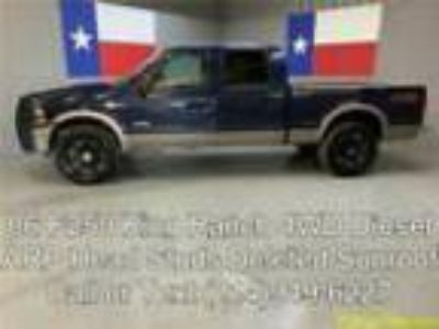 2006 Ford F-250 06 F250 4x4 King Ranch 6.0 Bullet Proof Diesel Sunroof We