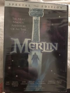 NEW/SEALED- Merlin Special Edition DVD