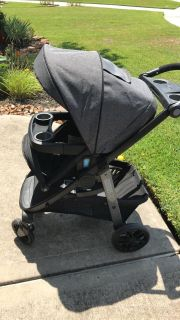 Like new Graco Modes LX travel system stroller!