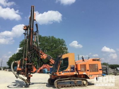 2006 Tamrock Pantera 1100 Crawler Mounted Blast Hole Drill