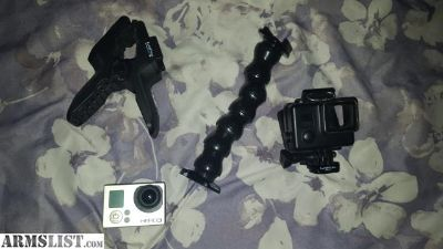 For Sale/Trade: Gopro hero 3 with accessories