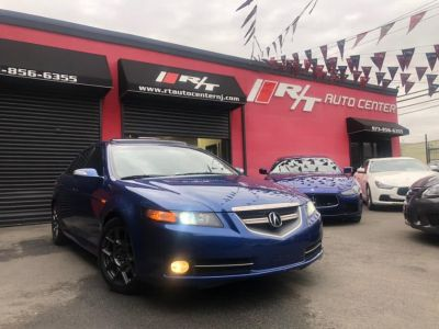 2007 Acura TL Type-S (Royal Blue Pearl)