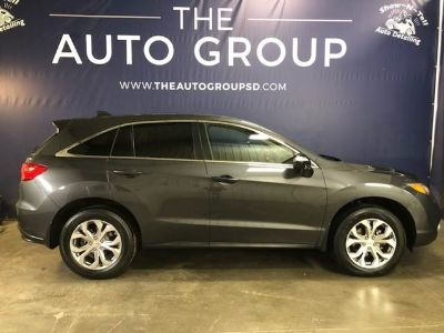 2015 Acura RDX w/Tech AWD 4dr SUV w/Technology Package