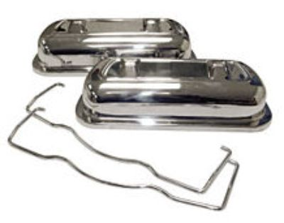 Stainless Steel Valve Covers