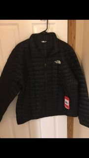 Brand New Men's The North Face Jacket--XL