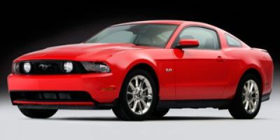 2011 Ford Mustang GT (Red Candy Metallic)