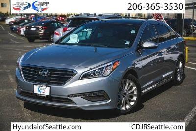 2015 Hyundai Sonata (Shale Gray Metallic)