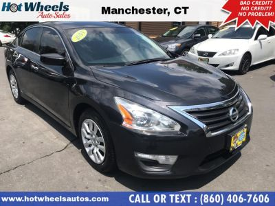2014 Nissan Altima 2.5 (Super Black)