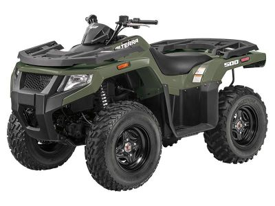 2018 Textron Off Road Alterra 500 Utility ATVs West Plains, MO