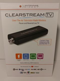 Clearstream TV