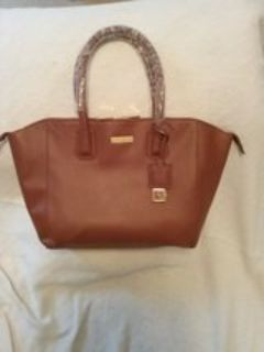 Joy & Iman leather bag