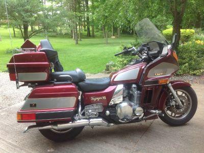 2002 Kawasaki VOYAGER 1200 XII