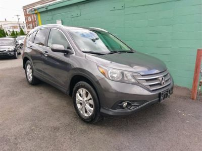 2013 Honda CR-V EX-L (Other)