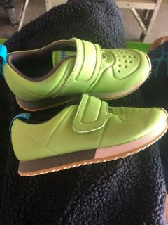 Native Velcro tennis shoes sneakers. Size 11. Excellent condition. $10.