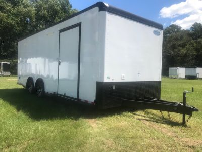 2019 Blk-Out Continetal Cargo Loaded 24'