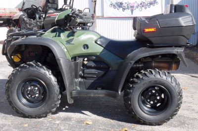 2013 Honda FourTrax Foreman Rubicon with EPS Utility ATVs Palatine Bridge, NY