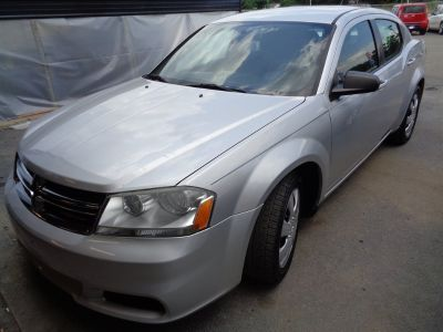 2011 Dodge Avenger Express (Silver Or Aluminum)