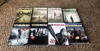 The Walking Dead Season 1-8 BRAND NEW