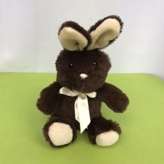 Brown plush bunny, scented