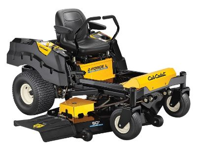 2017 Cub Cadet Z-Force L 60 KH Residential Zero Turns Lawn Mowers Hillman, MI