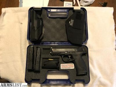 For Sale/Trade: M&P 9mm range kit