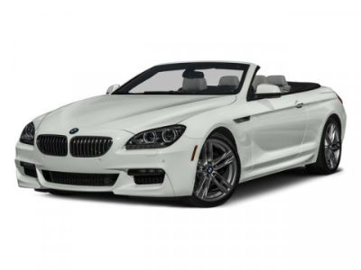 2015 BMW Legend 640i xDrive (Alpine White)