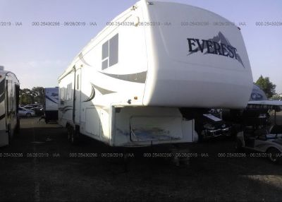 2003 KEYSTONE EVEREST TRVL TRLR