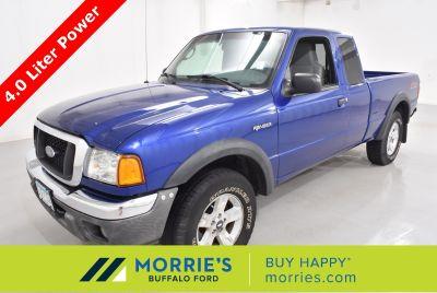 2005 Ford Ranger XLT (blue)