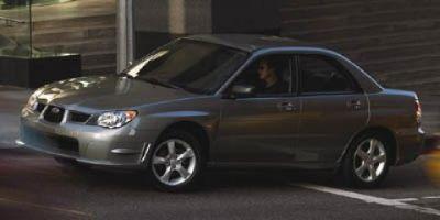 2006 Subaru Impreza 2.5 i (Obsidian Black Pearl)