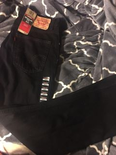 36/32 505 Levi s jeans nwt