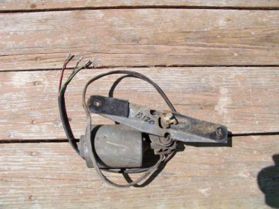 Buy 1958 1959 A110 International A Electric Windshield Wiper Motor A120 OEM motorcycle in Whitewater, Colorado, United States, for US $59.95