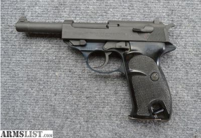 For Sale: Walther P-1 (P-38) 9mm