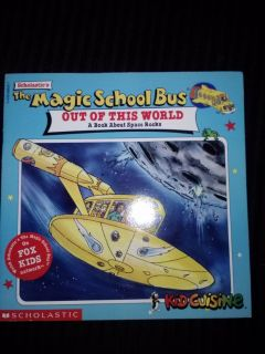 The Magic School Bus - Out of This World, A Book About Space Rocks