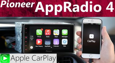 PIONEER APPLE CAR PLAYER