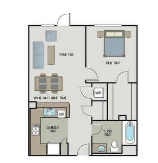 $8280 1 apartment in Mission District