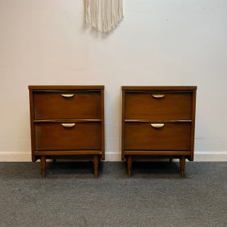 Mid Century Modern Nightstands (Delivered)