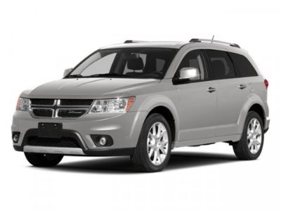 2014 Dodge Journey R/T (Bright Silver Metallic Clearcoat)