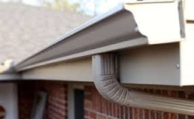 Unique Seamless Gutters for Home Depot