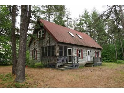 2 Bed 1 Bath Foreclosure Property in Tamworth, NH 03886 - Indian Trail