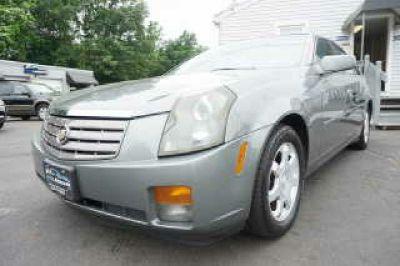 2004 Cadillac CTS Base (Silver)