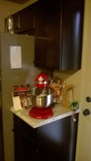 KitchenAid® 6-Quart Bowl-Lift Stand Mixer New never used best offer