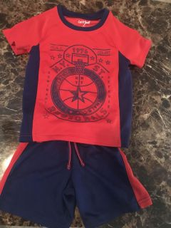 Size 4T Boys Cat and Jack outfit