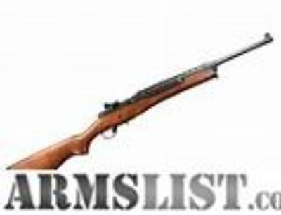 For Sale: Ruger Mini-14 Ranch