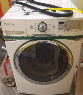 Whirlpool Duet 4.5-cu ft High-Efficiency Stackable Front-Load Washer