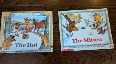 Books The Hate & The Mitten