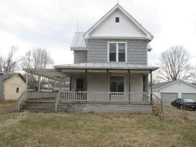 3 Bed 1 Bath Foreclosure Property in Camden, MI 49232 - Dwight St