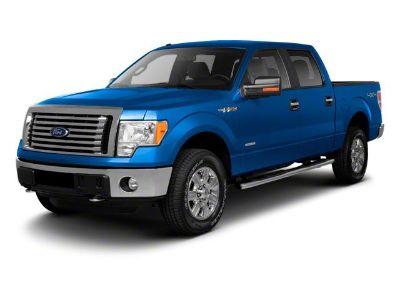 2011 Ford F-150 XL (Blue)