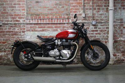 2018 Triumph Bonneville Bobber Cruiser Motorcycles Greensboro, NC
