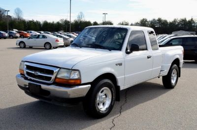 1999 Ford Ranger SUPERCAB STEPSIDE AUTO V6 GREAT CARFAX