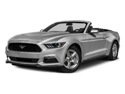2015 Ford Mustang EcoBoost Premium (Black)